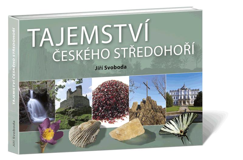 Kniha Tajemství Českého středohoří