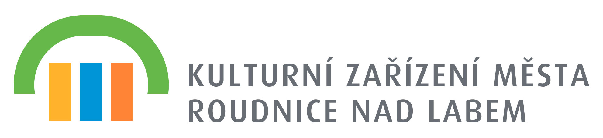 Kulturní zařízení města Roudnice nad Labem – logo