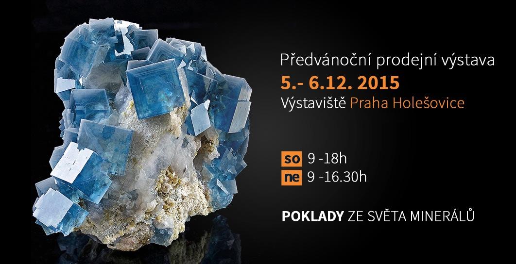 Svět minerálů Praha