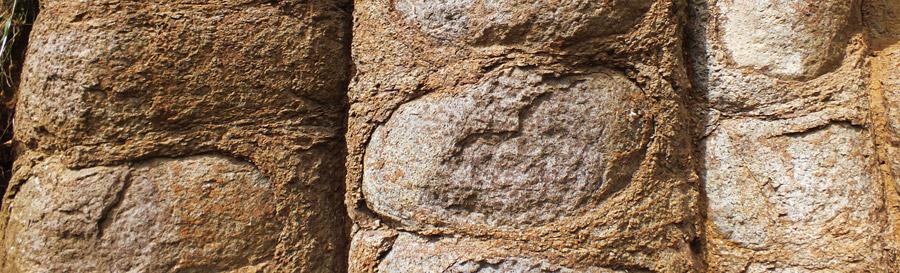 Konojedské bochníky – detail